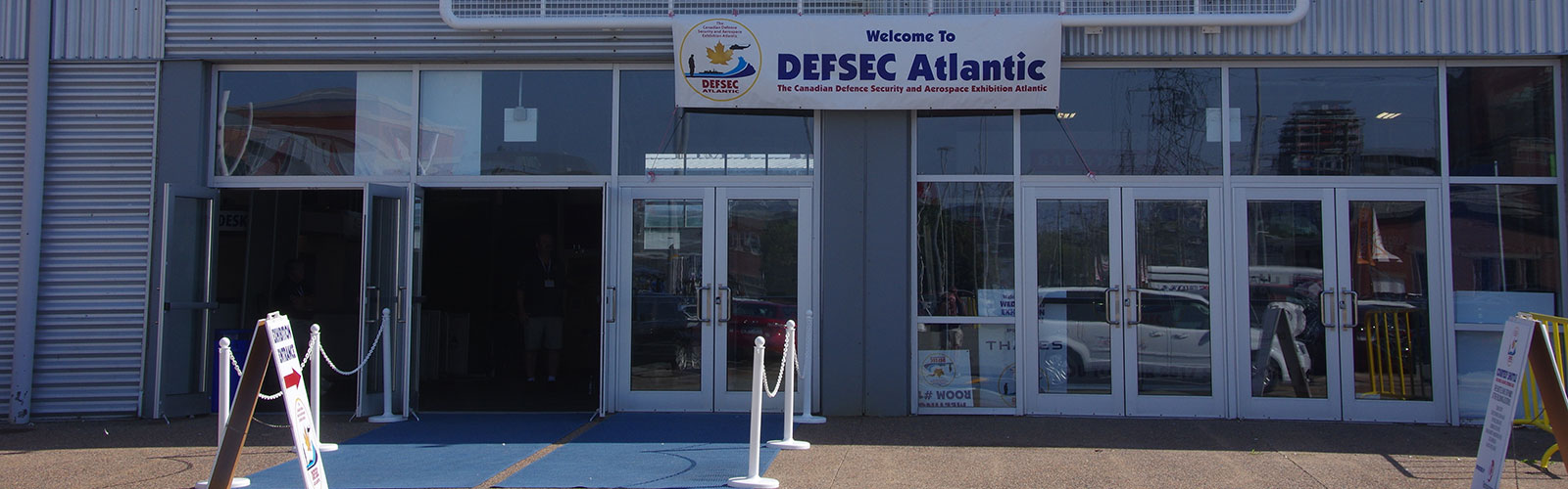 DEFSEC Atlantic 2019 :: Oct 1-3, 2019 :: Halifax, Nova Scotia, Canada ::